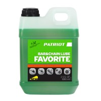 Масло цепное Patriot Favorite Bar&Chain Lube 1.892л 850030580