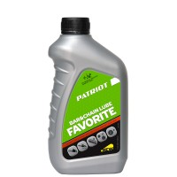Масло цепное Patriot Favorite Bar&Chain Lube 0.946л 850030601