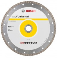 Диск алмазный Bosch ECO Universal Turbo 230 мм 2.608.615.039